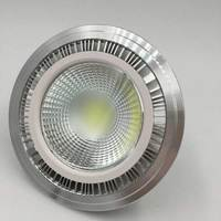 15W COB LED AR 111 LED ES111 QR111 GU10 G53 220V 110V 7W 9W 12W LED AR111 Lamps AC85-265V Warm Cold White Replace Halogen Lamp