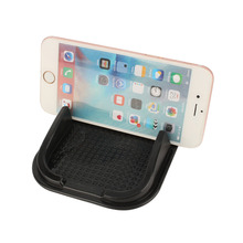 Car Anti Non Slip Pad Mat Skidproof Holder Stand Shelf For GPS Cell Phone iPhone