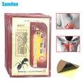 64 Pcs/8 Bags Sumifun antistress emplastro adesivo de volta massager alívio da dor remendo gesso médica pomada para dor nas articulações C510
