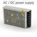 СВЕТОДИОДНЫЕ полосы мощность Привода питания AC/DC 12 В 50 Вт двойной выход питания Высокое качество Изоляционные алюминиевой Трансформатор освещения