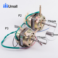 manual table electrical ac fan motor 60w operation ventilation exhaust copper fan motor electric fan replacement parts