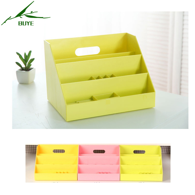 Ordinaire High End Office Desktop Storage Box Cosmetics Office Supplies Book Storage  Organizer