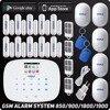 English Russian Kerui APP Control Wireless GSM Alarm System TFT Color Display Autodial Text Burglar Intruder