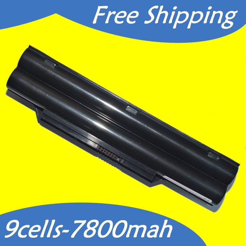 Batterie d'ordinateur portable Pour Fujitsu CP477891-01 CP478214-02 FMVNBP189 FMVNBP194 FPCBP250AP LifeBook A530 LH522 LH701 LH701A PH521
