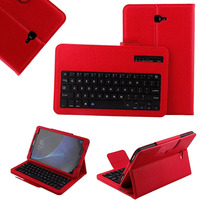 Luxury PU Case Cover With Kickstand Detachable 3 0 Bluetooth ABS Plastic Keyboard For Huawei MediaPad