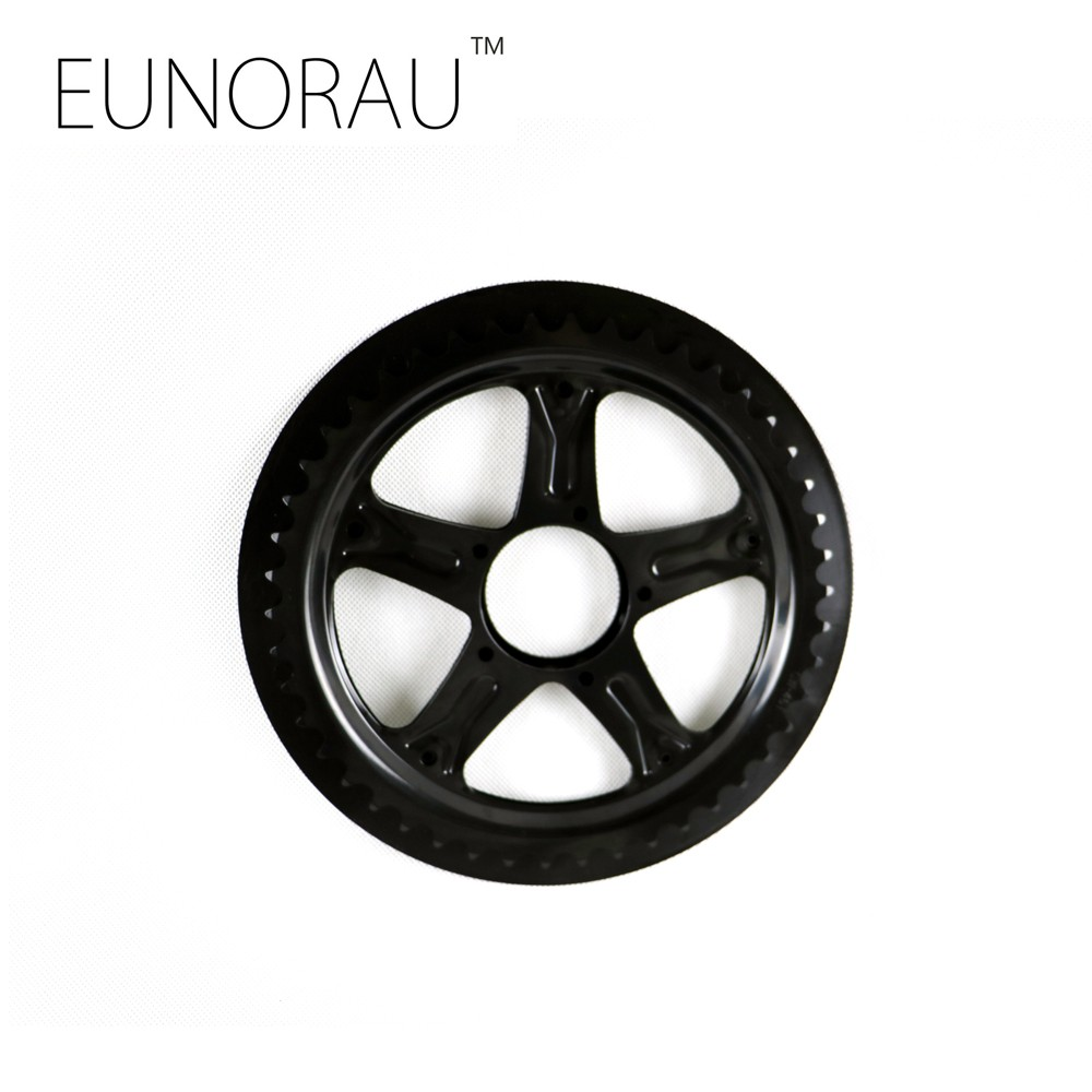 FREE SHIPPING 8fun/bafang 44T chain ring wheel for BBS mid drive motor