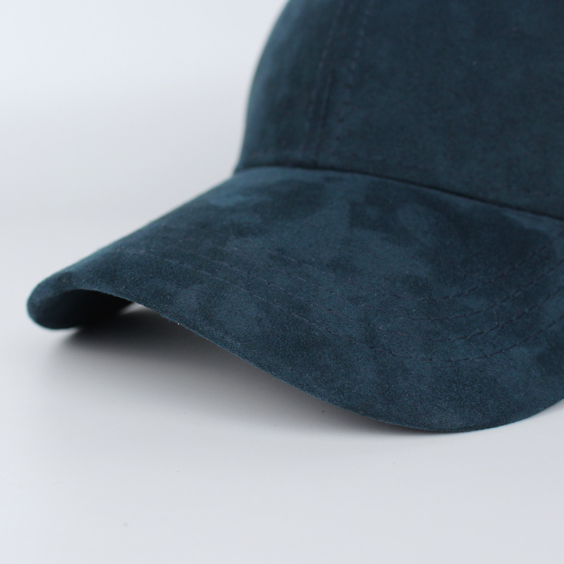 60aaebd14eb Plain Suede Baseball Caps Casual Dad Hat Snapback Outdoor Blank Sport Solid Color  Cap and Trucker Hat for Men and Women Bone-in Baseball Caps from Apparel ...