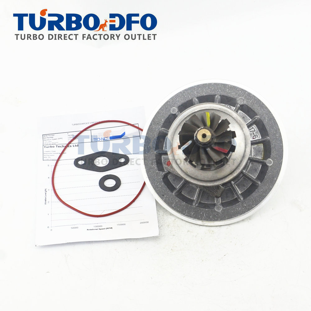 GT2056S CHRA turbo 742289 turbocharger cartridge core for Ssangyong Rexton Rodius 270 XVT D27DT 137 KW A6650900580 A6640900580