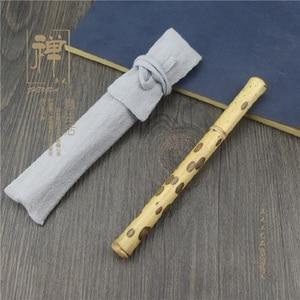 Image 5 - Farfalla naturale di bambù di alta qualità penna hero pen di bambù penna firma penna stilografica penna