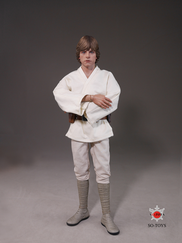 1/6 scale figure Star Wars Luke Skywalker Mark Hamill 12 Action figure doll Collectible Model plastic toy,No box 1 6 scale figure doll football star di maria and de gea 12 action figure doll collectible figure model toy gift price for one