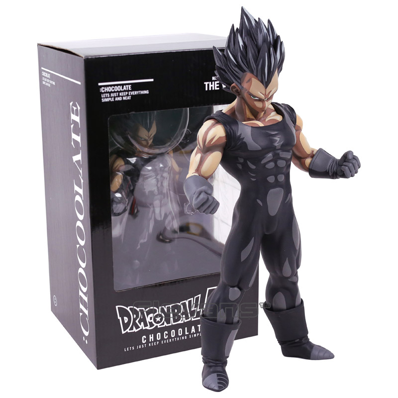 Dragon Ball Z MSP Master Stars Piece The Son Goku / Vegeta Chocolate ver. PVC Figure Collectible Model Toy chris wormell george and the dragon