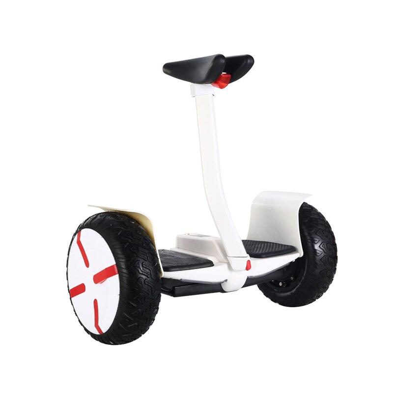 Hoverboard électrique 10 pouces scooter électrique Bluetooth mobile planche à roulettes électrique commande de téléphone hoverboard tout-terrain scooter