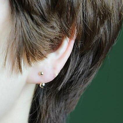 Hot Ing Horseshoe Circular Earring Women Men Lip Septum Stud Earrings 5pc Lot In From Jewelry Accessories On Aliexpress