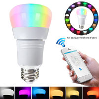 E27 Smart LED Bulb Wifi Remote Control RGB Light For Echo Alexa Google Home Decoration Lamp