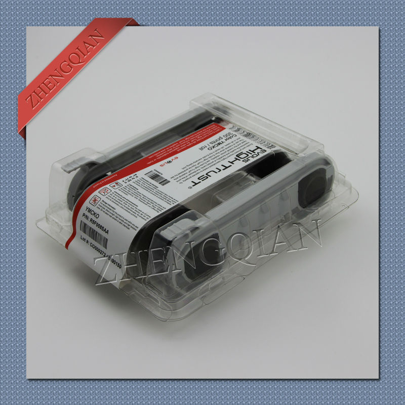 Evolis R5F008SAA YMCKO color ribbon print for pvc card price