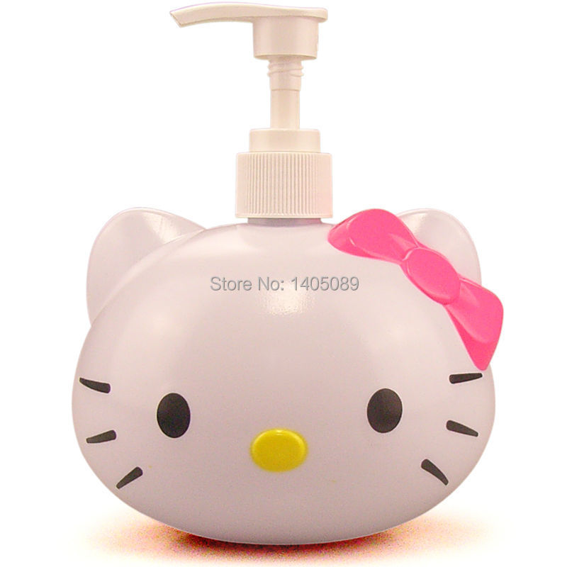 Superb New Cute Sanrio Pink Girl Bathroom Hello Kitty Doraemon Lastic Lotion Water  Spray Atomizer Dispenser Bottle In Watering U0026 Irrigation From Home U0026 Garden  On ... Nice Design