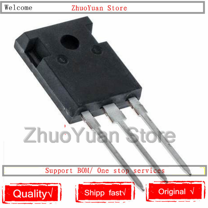 10PCS/lot K50N60 IKW50N60T K50T60 INF TO-247 50A600V IGBT In Stock