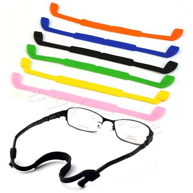 style de mode marques reconnues nouvelle collection € 0.62 21% de réduction|Élastique lunettes porte lunettes sport cordon  lunettes de soleil sangles Silicone dans Accessoires de Vêtements  Accessoires ...