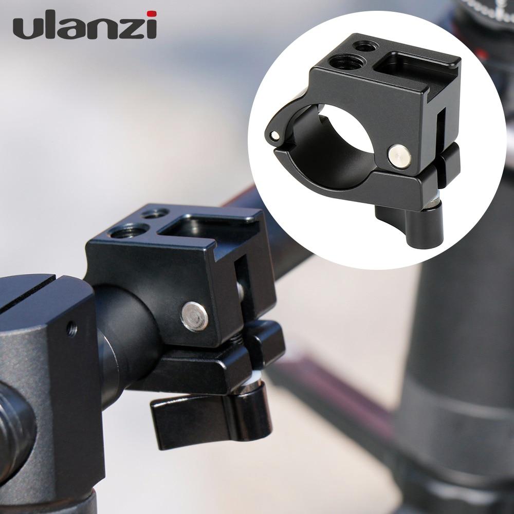 zhiyun crane accessories Rail Rod Clamp Holder Adapter Alumium Monitor Stand Mount for DJI Ronin M/MX Zhiyun Crane 2/Plus Gimbal цена