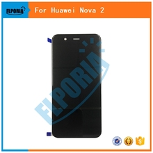 For Huawei Nova 2 LCD Display+Digitizer Touch Screen Assembly For Huawei Nova2 Plus Replacement Parts Black/White
