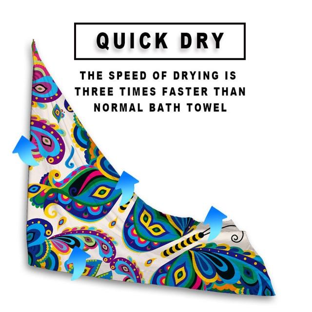 Microfine Microfiber Beach Towel Machine Quick Dry Adult Bath Towel Gym Sport Hiking Yoga Mat Large Blanket Travel Camping 5