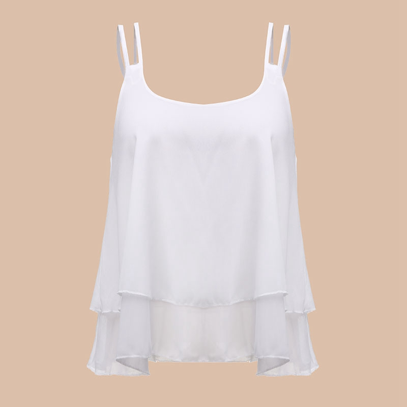 068dddedff568 Top Women Tank Tops crop top 2018 summer style sexy sleeveless slim white  vest crop top roupas