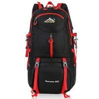 40L 50L 60L Large Capacity Fashion Men Backpack Waterproof Travel Backpack Multifunctional Bags Male Laptop Backpacks