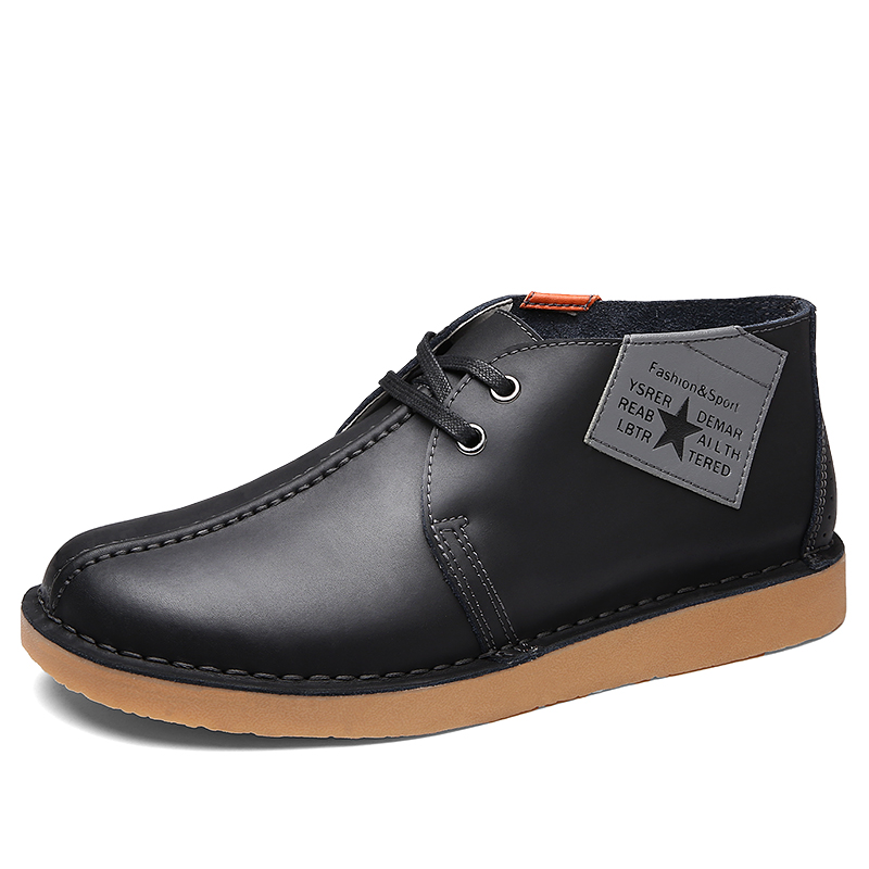 ФОТО 2016 business student shoes Comfort Upstream work  Summer Wading Genuine leather Casual Shoes MEN Fashion Network men SHOES