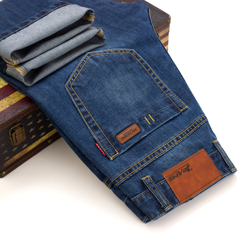 TG6321 Cheap wholesale 2017 new Young men jeans male qiu dong with straight winter pants men's trousers cartelo brand 2017 men new business nostalgic famous jeans denim trousers fashion men straight jeans stitching zipper male pants
