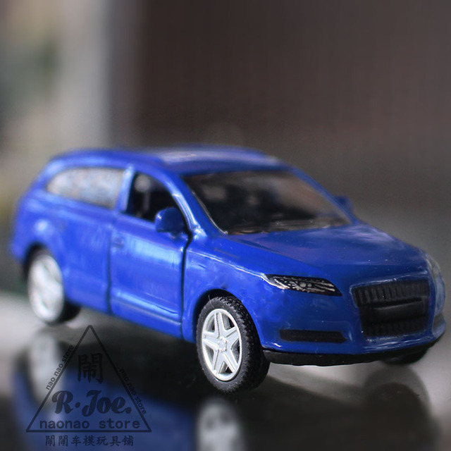 Alloy Car Model Sports Car Series Audi Q SUV Business Car - Audi car series