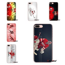 Magic Man Pavel Datsyuk Soft Transparent Shell Covers For Xiaomi Redmi 4A S2 Note 3 3S 4 4X 5 Plus 6 7 6A Pro Pocophone F1(China)