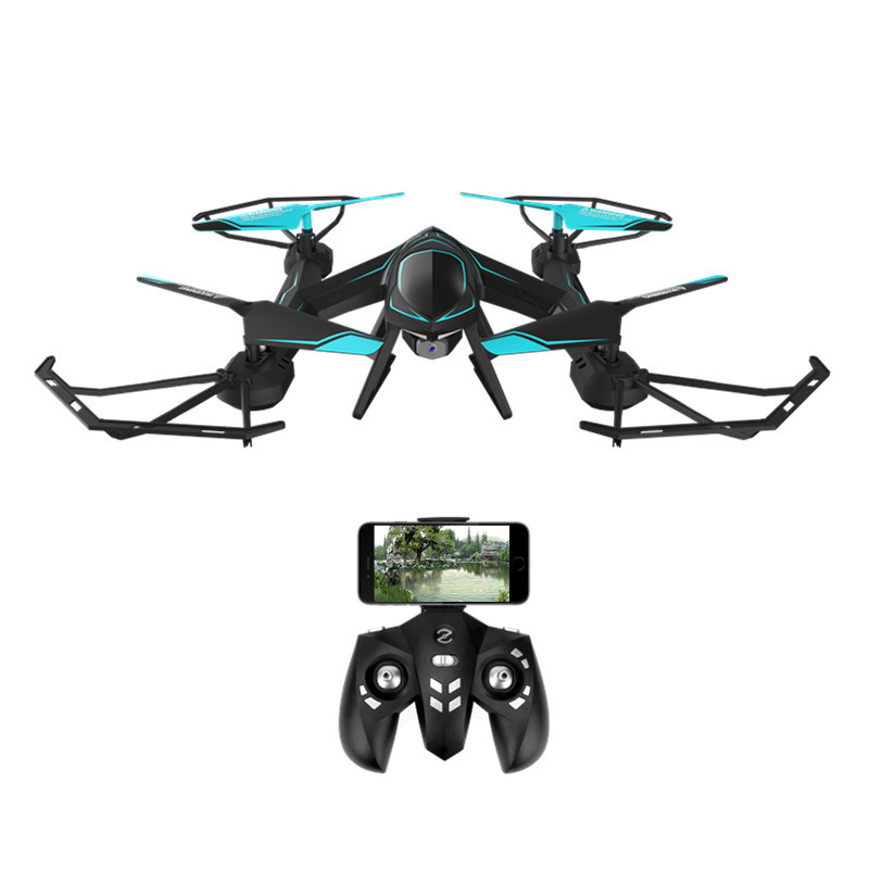 RC Drone with 2.0MP FPV Wifi Camera HD Quadcopter 2.4GHz 4CH 6-Axis Gyro RTF High Quality RC Helicopter Toys VS X5C X12 XS809HW rc toys v911 rc helicopter drone radio 4ch 2 4g single blade propeller gyro rtf helicopter drone