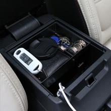 Boîte de rangement pour accoudoir intérieur de voiture, boîte de rangement secondaire, Console centrale, pour Mazda 6 Atenza de 2013 à 2017