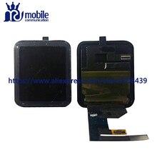 38mm/42mm LCD Dokunmatik Panel Meclisi Apple Izle Serisi 1 ekran dokunmatik ekran sayısallaştırıcı sensörü cam lens Değiştirme