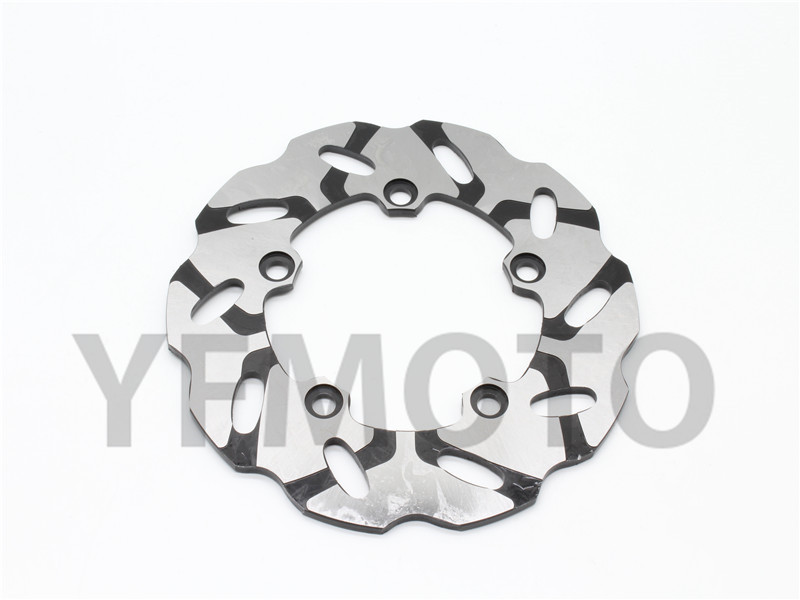 New Motorcycle Rear Brake Disc Rotor For Ya ma ha YZF R1 2004-2015 R6 2003-201505 06 07 08 09 10 11 12 13 14 mfs motor motorcycle part front rear brake discs rotor for yamaha yzf r6 2003 2004 2005 yzfr6 03 04 05 gold