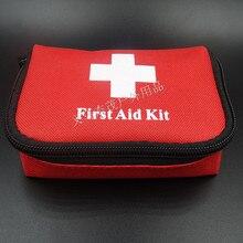 Hot Verkoop ehbo kit Mini Auto ehbo kit bag outdoor Emergency Camping Survival Kit Thuis Medische zak