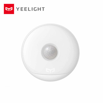 Yeelight night light USB charge Hooks version ,use 120 day one charge ,Humanbody sensor For smart home Kit