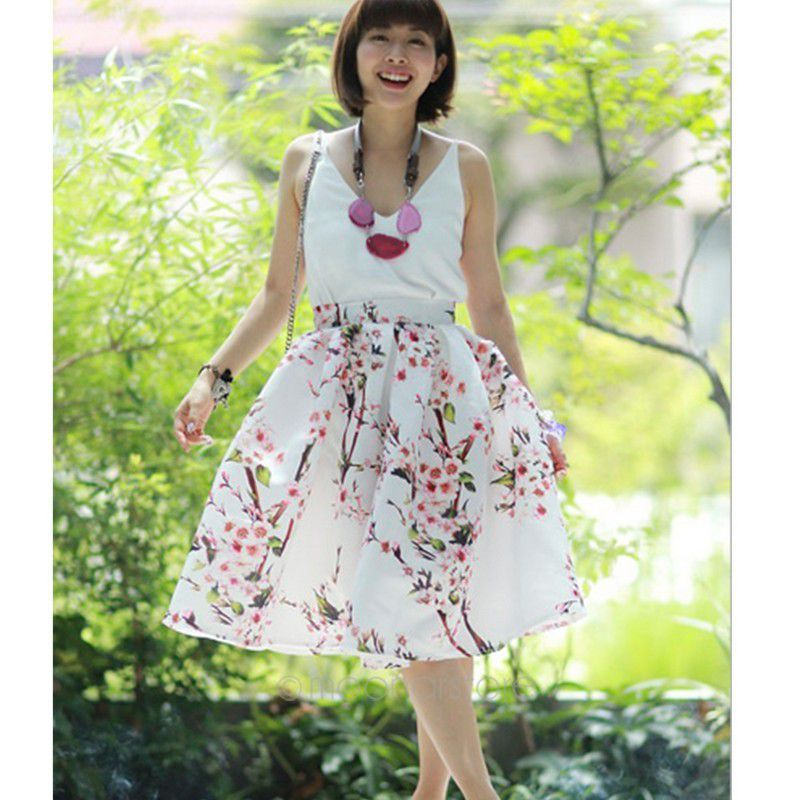Aliexpress.com : Buy Fashion Casual Women's Printed High Waist ...