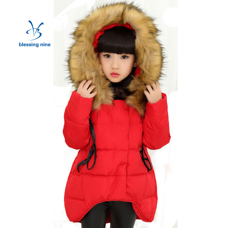 Aliexpress.com : Buy Red Dovetail Hooded Outerwear Winter Jackets ...
