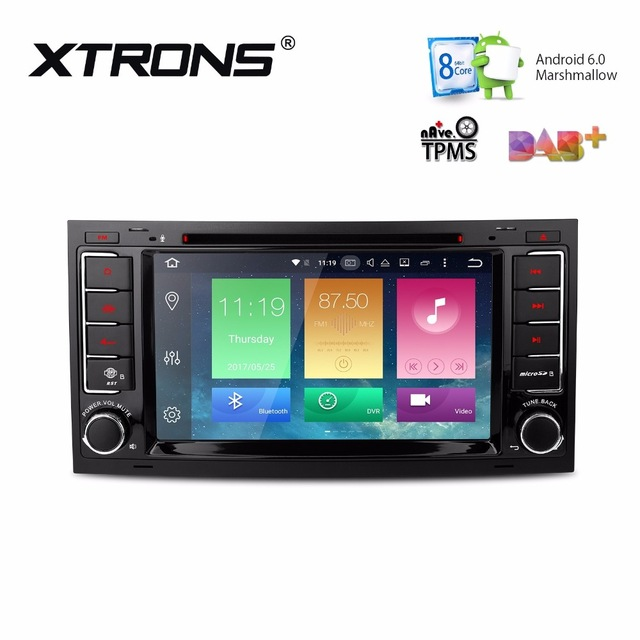 7&#8243; Octa-Core Android 6.0 OS Special <font><b>Car</b></font> DVD for Volkswagen Touareg 2004-2011 with 2GB RAM 32GB ROM &#038; 4G/3G/WIFI Internet Support