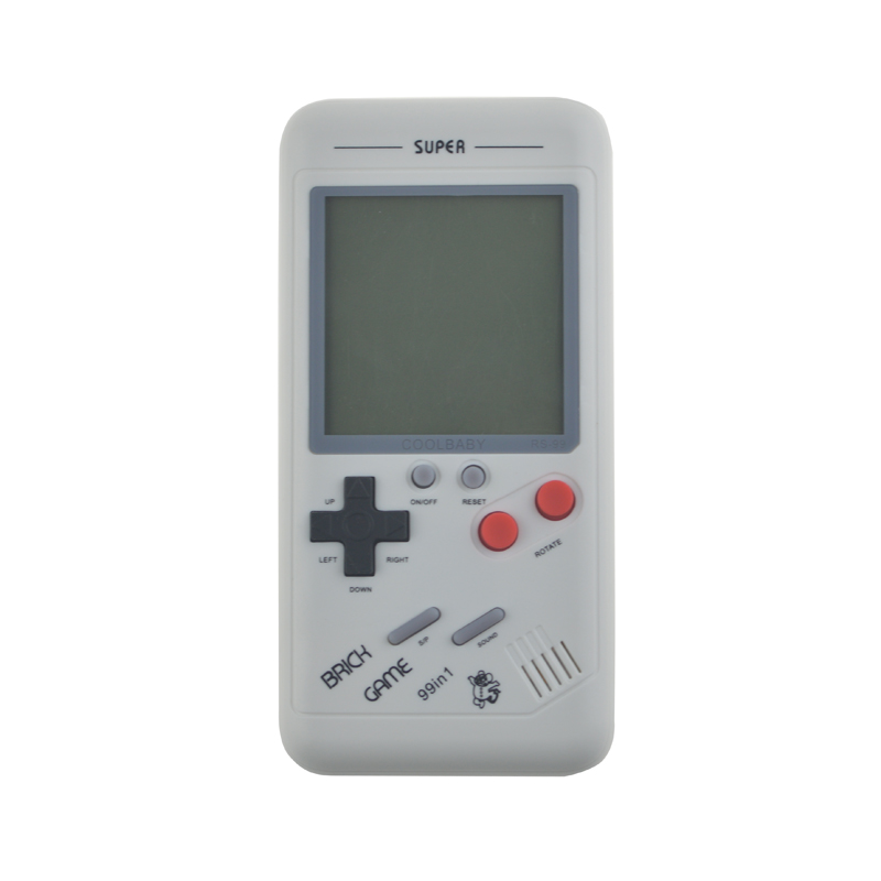 RS 99 Handheld Game Player Console Built In Games Connect With TV