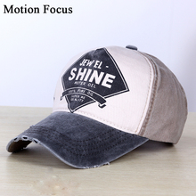 Aging Treatment cap baseball cap fitted hat Casual Outdoor sports snapback hats cap for men women MFM040