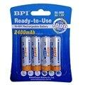 Bpi enelong aa de 2400 mah 5 batería recargable