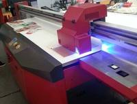 Hot sale BCX laser flat bed 1325 UV printer for glass,acrylic,wood,metal,leather,ceramic with preferential price
