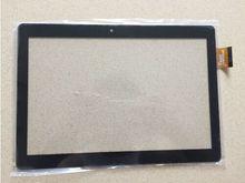 """Nuevo 10.1 """"de pantalla táctil Para DIGMA OPTIMA 1507 3G TS1085MG Tablet Touch Panel Digitalizador Del Sensor de Cristal de Reemplazo Envío gratis"""