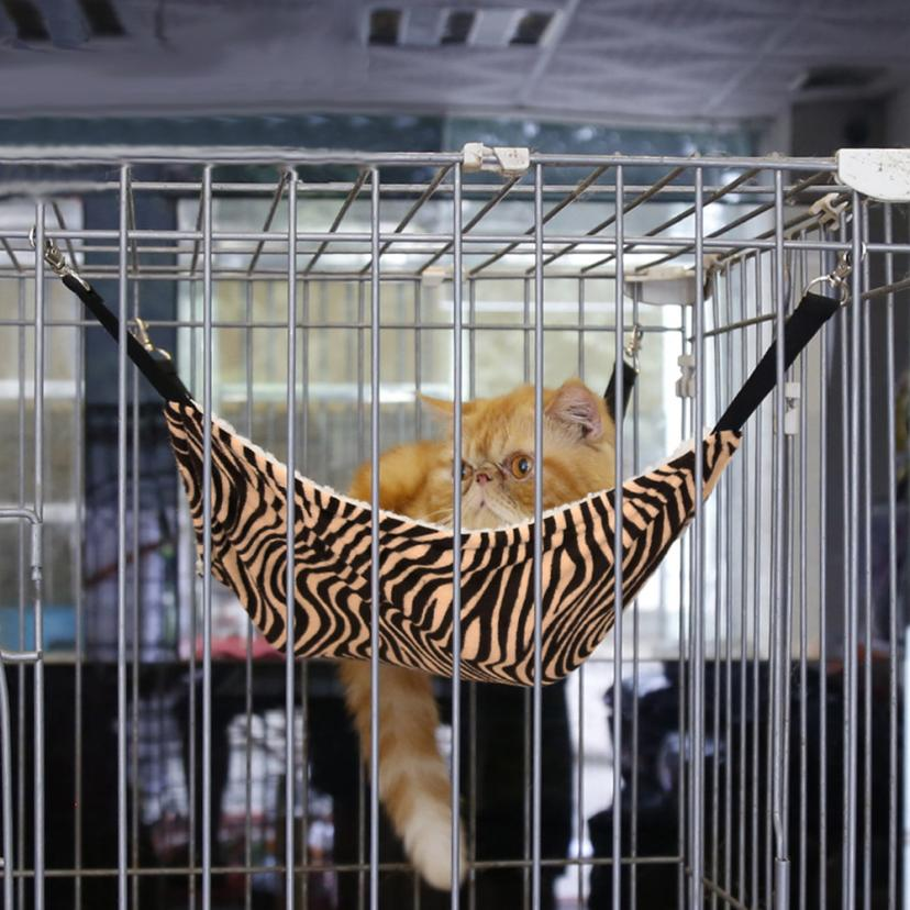Ouneed 1pc Pet Cat Hammock Bed Cover Mat Blanket Cats Relad Play Comfortable Removable for Chair Cage Happy Sale