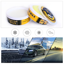 Premium Car Wax Crystal, Hard Wax Paint Care. Scratch Repair Coating with Free Sponge