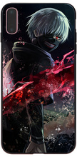 Tokyo Ghoul Phone Case for iPhone X 6 6S 7 7plus 8 8Plus 5 5S