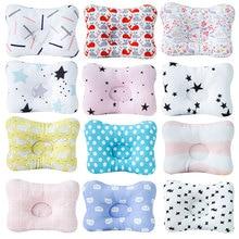 Muslinlife, постельные принадлежности, поддержка шеи, детская подушка, насадка для младенцев, формирующая, детская подушка с принтом, хлопковая детская подушка, позиционер сна, Прямая поставка