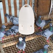 1.2L/3L/5L Birds Drinker Feeder Automatic Poultry Waterer Drinking Feeding Containers Water Cup Box For Pets Chicken Farm Animal